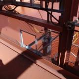 SmartDiver hand rail installation