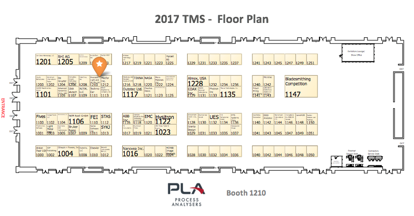 Floor Plan TMS