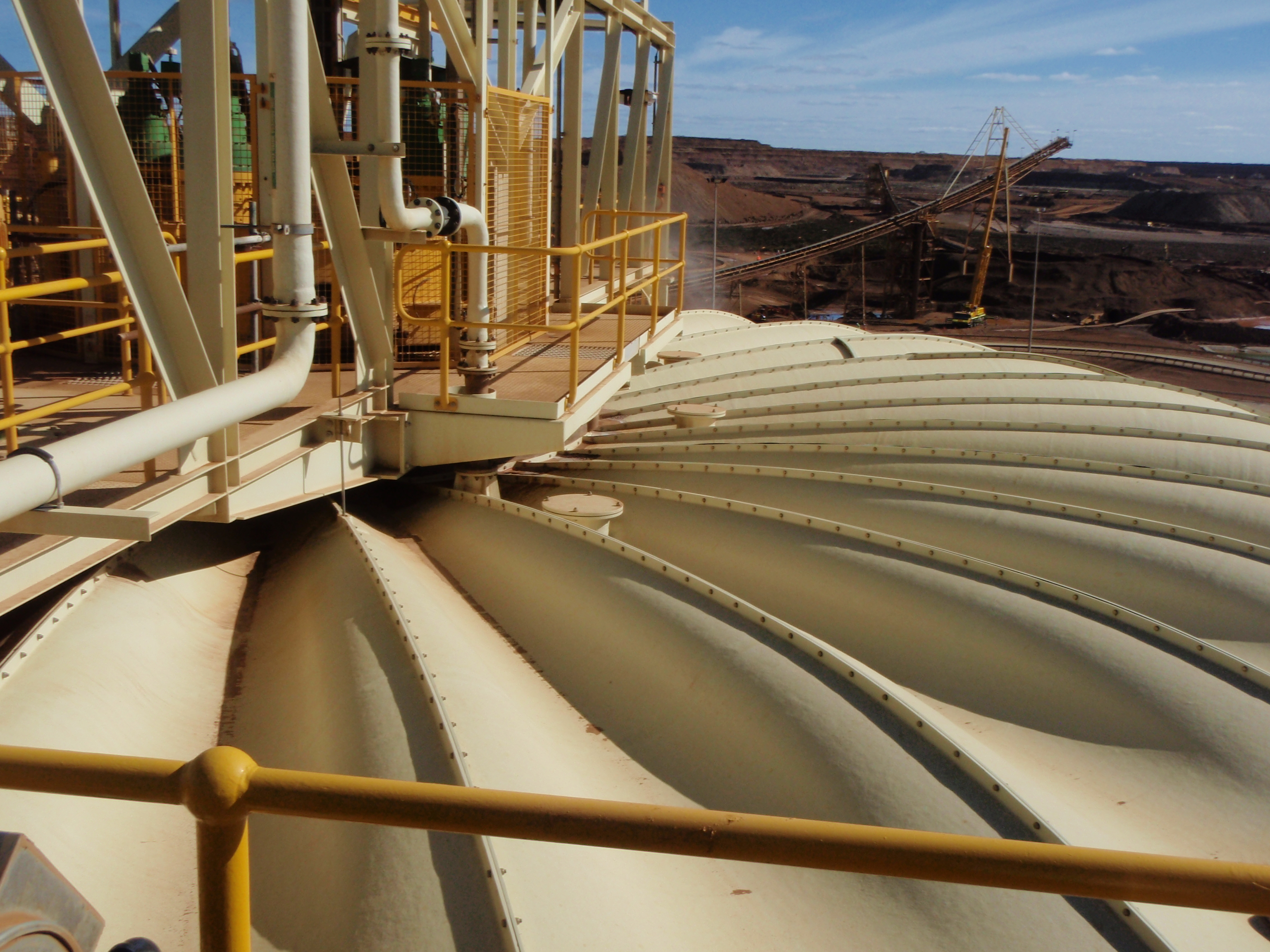 Thickener Control