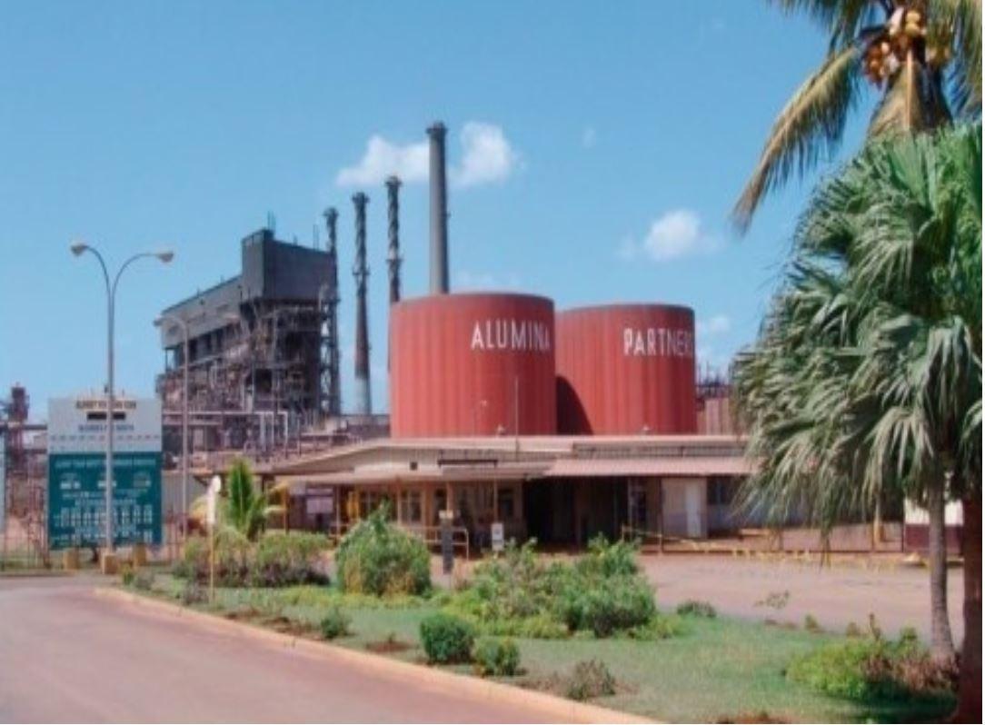 JISCO Alpart Alumina Refinery