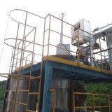 OSCA in tank clarity analyser installation